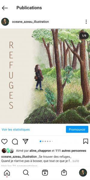 Photo article Refuges 17