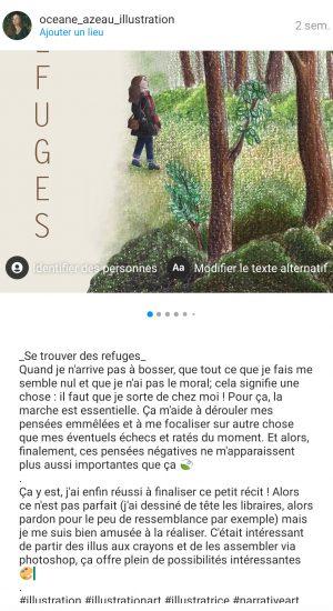 Photo article Refuges 18